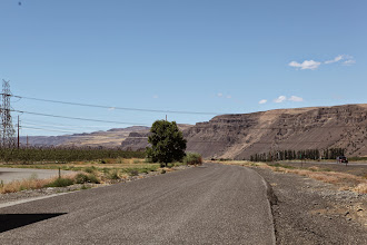 Photo: Stop 7 - Mouth of Moses Coulee