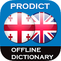 Georgian - English dictionary icon