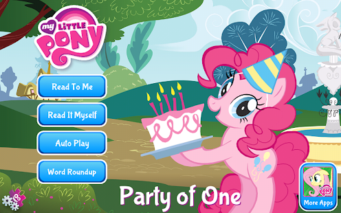 My Little Pony: Party of One- screenshot thumbnail