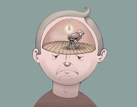 Бесполезные психически программы