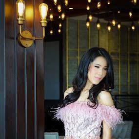 OOTD  by Nico Ariyanto - People Fashion ( model, fashion, strobist, sony alpha, fashion photography )