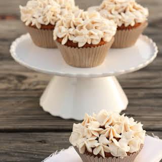 Pumpkin Chai Cupcakes.