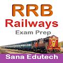 RRB Exam Prep icon