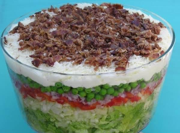 Multi-layered Salad Recipe