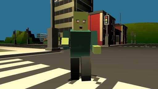 Blocky Zombie Hunter for PC