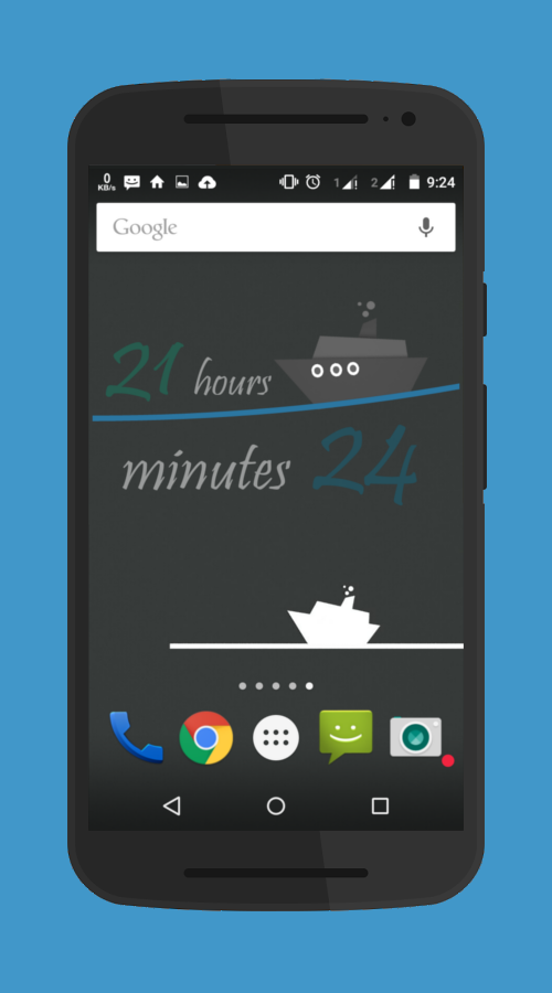 Erratic zooper skin template android apps on google play for App store screenshot template