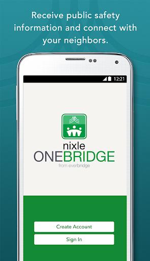Nixle OneBridge