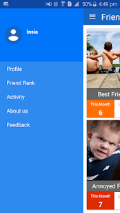 BuddyGap - Rank, Chat & Meet- screenshot thumbnail
