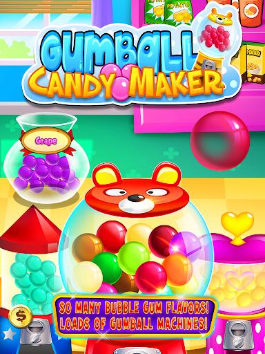 Bubble Gum Maker Gumball FREE