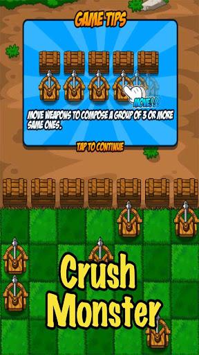 crush monster