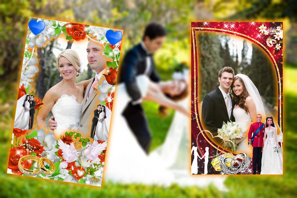Wedding Photo Frame – képernyőkép