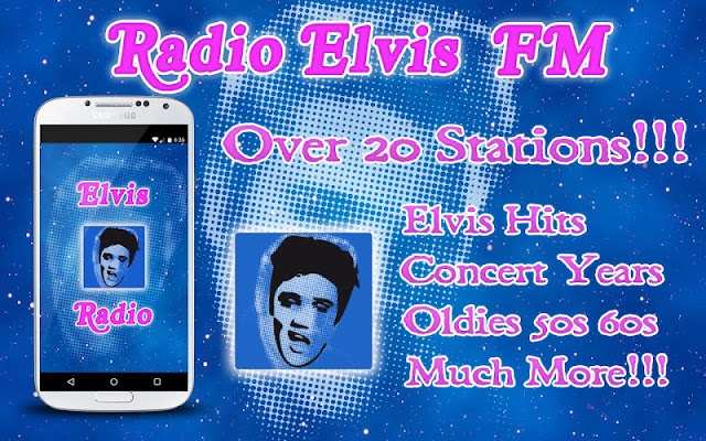 Radio Elvis FM - screenshot