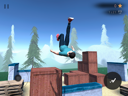 Parkour Flight 2 Screenshot