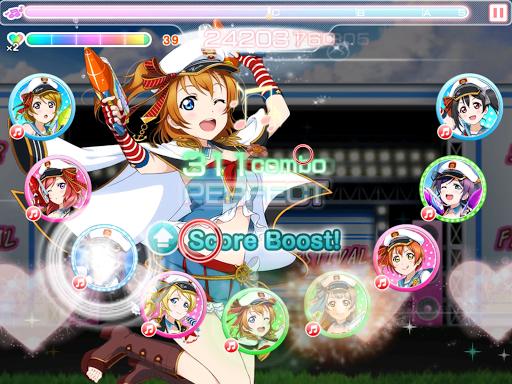 Love Live! School idol festival- Music Rhythm Game screenshot 21