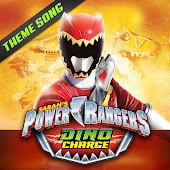 Power Rangers Dino Charge Theme Song (Extended Full Version) (feat. Noam Kaniel)