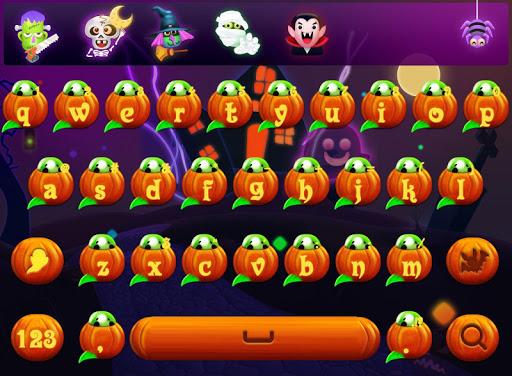 Halloween FancyKey Keyboard