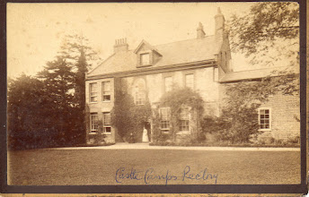 Photo: Castle Camps Rectory - home of Rev George Pearson