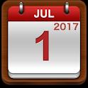 Canada Calendar 2017