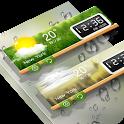 Weather & Clock Widget - Alpha icon