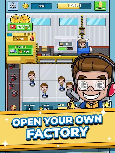 Idle Worker Tycoon screenshot 7