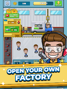 Idle Worker Tycoon for PC / Windows 7, 8, 10 / MAC Free