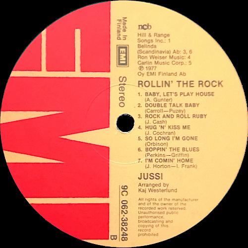 Rollin' The Rock