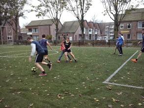 Photo: Voetbal met Christelijke Studenten Tilburg