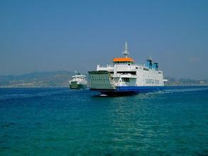 Photo: trajekt na Sicilii