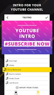 Textro: Animated Text Video MOD APK [Paid Features Unlocked] 4
