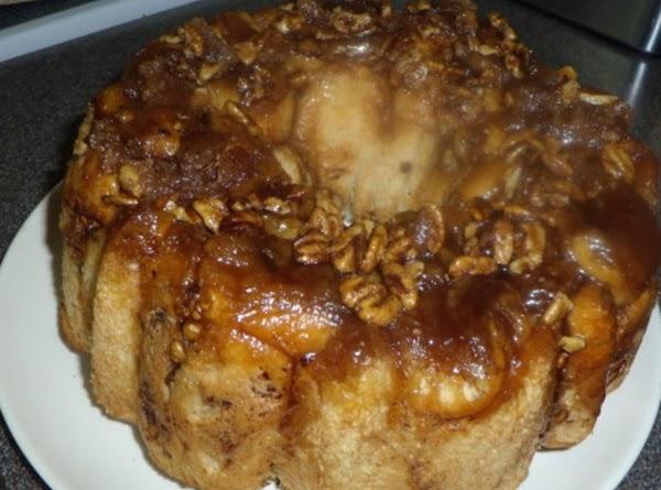 Monkey Bread Touchdown Recipe