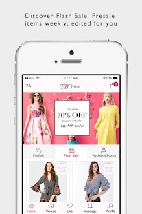 TBdress Shopping (Women & Men)- screenshot thumbnail