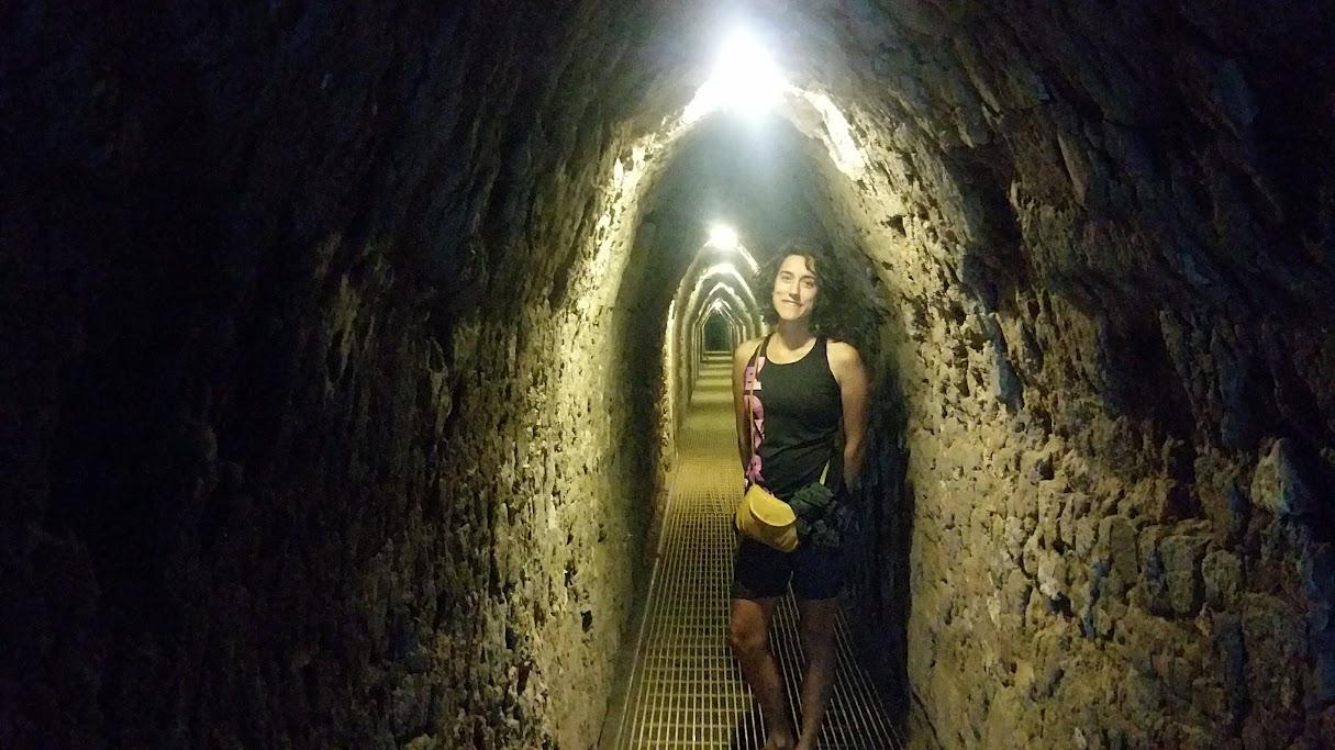 cholula tunel