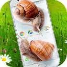 Snail in Phone best joke icon