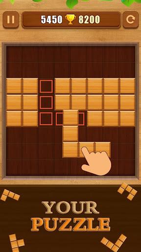 Wood Block Puzzle 2.4 screenshots 4