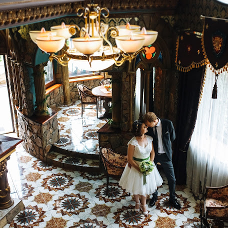 Wedding photographer Mark Dymchenko (MarkDymchenko). Photo of 05.10.2017