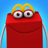 McDonald's Happy Studio Icon