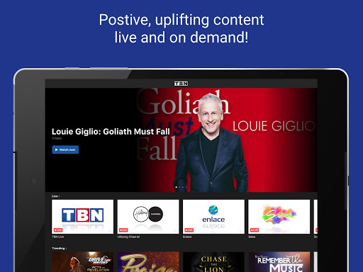 TBN: Watch TV Shows & Live TV 4.401.1 screenshots 12