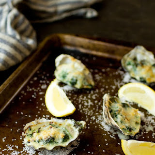 Oysters Rockefeller Pernod Recipes