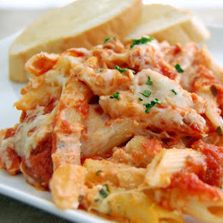 Baked Penne Pasta With Ricotta Cheese Recipes