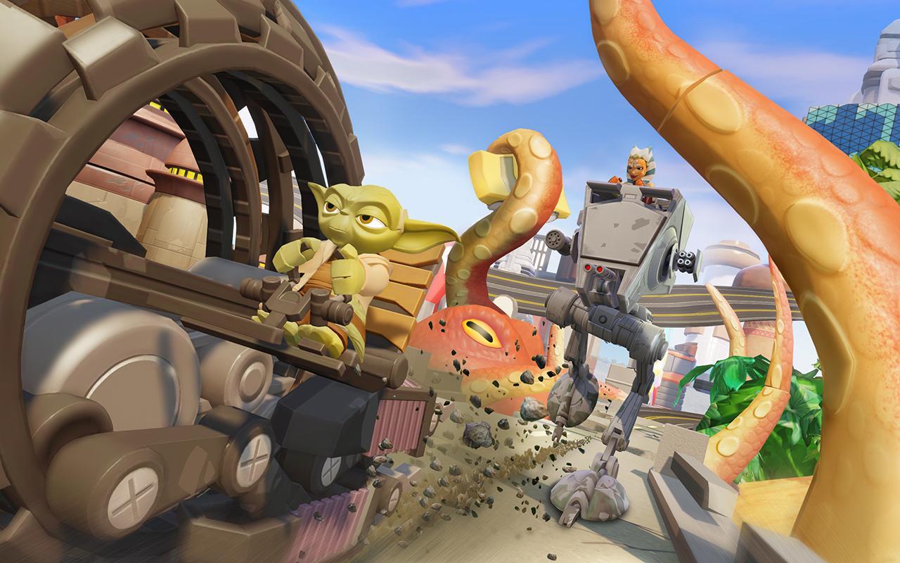 Disney Infinity: Toy Box 3.0 screenshot #5