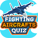 Fighting Aircrafts Quiz icon