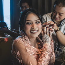 Wedding photographer Ilham Fauzi (ilhamfauzi). Photo of 16.04.2017