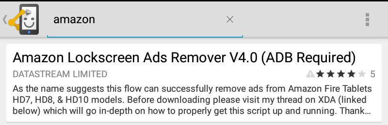 Eliminar publicidad
