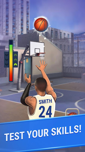 Shooting Hoops - 3 Point Basketball Games 2.67 11