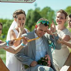 Wedding photographer Irina Zagumennova (Zagumyonnova). Photo of 06.08.2014