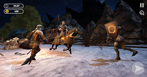 Archery King Horse Riding Game - Archery Battle screenshots 1