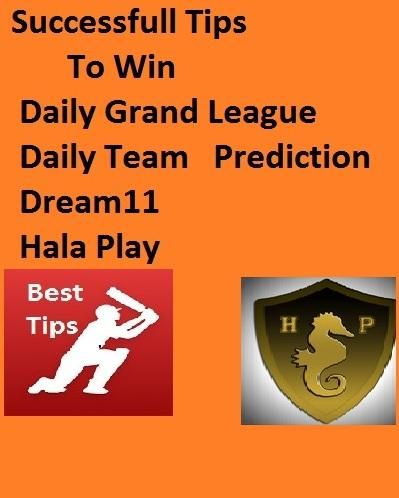 Dream 11, Hala Play & Playerzpot Team Predictions 9.0 screenshots 8