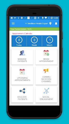 medikoe connect- practice management for doctors screenshot 1