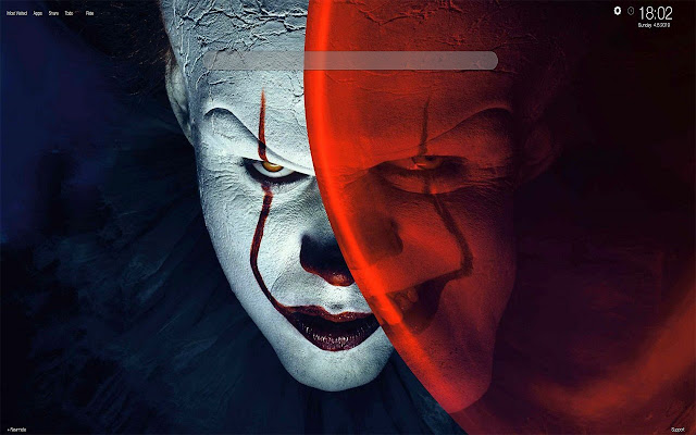 It Chapter Two Wallpapers Tab Themes