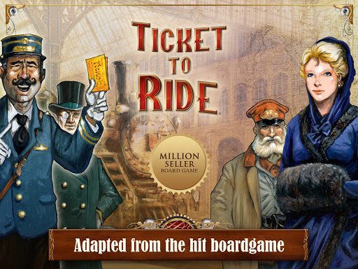 Download Ticket to Ride MOD APK 6